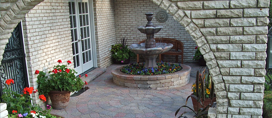 water-feature-patio-denver