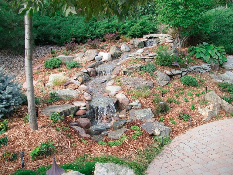 water-feature-landscaping-denver